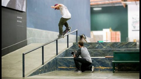 Signature Tricks On Every Obstacle At The Berrics | The Berrics