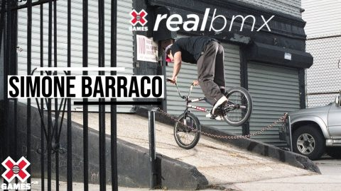 Simone Barraco: REAL BMX 2020 | World of X Games | X Games