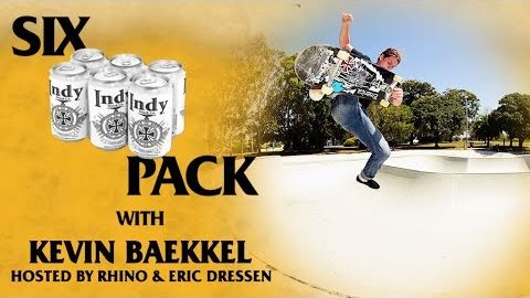"""Six Pack"" with Kevin Bækkel 