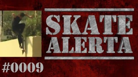 Skate Alerta #0009 - Alex Carolino, Em Movimento Sincopado, C3U e mais - Black Media