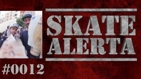 Skate Alerta #0012 - Bruno Aguero, Pyramid Country, Supreme e mais - Black Media