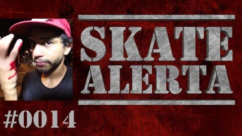 Skate Alerta #0014 - New Balance, Diego Wanks, Trujillo, Biagio e mais - Black Media