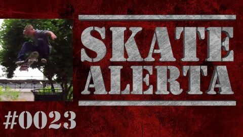 Skate Alerta #0023 - New Balance Tricolor, Alber Leandro, Thaynan Costa e mais - Black Media