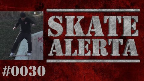 Skate Alerta #0030 - Chris Haslam, BS Crew, Antihorário e mais | Black Media