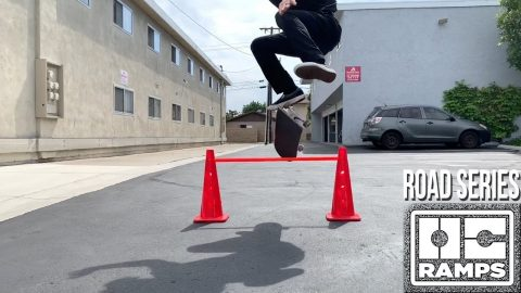 Skate Cones - Road Series by OC Ramps | OC Ramps