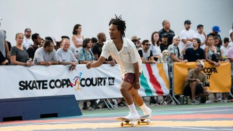 Skate Copa Court /// Los Angeles