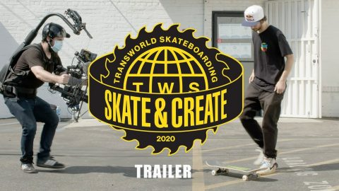 Skate & Create is Back! Street Edition, Coming This November. | TransWorld SKATEboarding