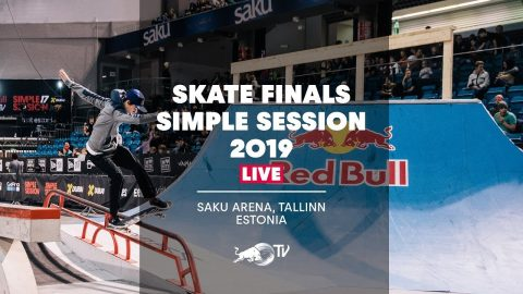 Skate Finals I Simple Session 2019 | Red Bull