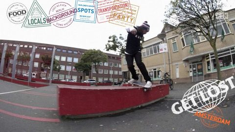 Skate & Have Fun - Anytime, Anywhere  |  GET LOST: Amsterdam | SLS