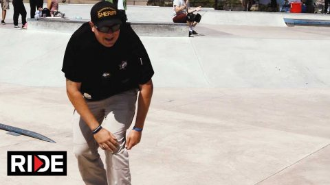 Skate MD - Bringing Skateboarding to Children Facing Developmental, Physical & Emotional Challenges - RIDE Channel