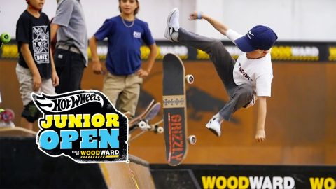 Skate Mini Highlights - Hot Wheels Junior Open at Woodward West - Woodward Camp