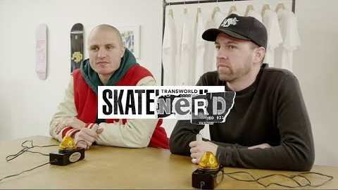 Skate Nerd: Jimmy Gorecki Vs. Scott Pfaff | Season 10 Ep. 3 | TransWorld SKATEboarding