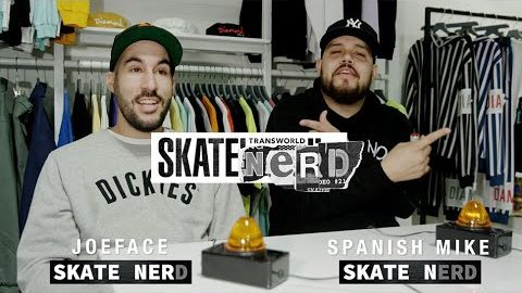 Skate Nerd: JoeFace Vs. Spanish Mike | Season 10 Ep. 4 | TransWorld SKATEboarding