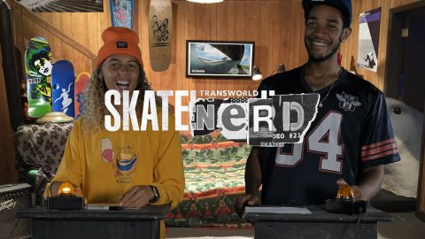 Skate Nerd: Olan Prenatt vs. Kevin White - Adventure Sports Network