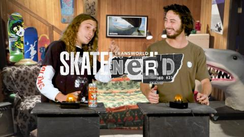 Skate Nerd: Reese Salken vs. Ethan Loy - Adventure Sports Network