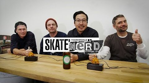 Skate Nerd: Useless Wooden Knowledge | Season 10 Ep. 5 | TransWorld SKATEboarding