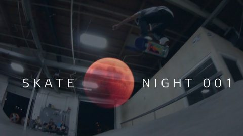 Skate Night 001: Sean Malto, Mike Mo, Mikey Taylor, P-Rod | ericbork