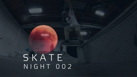 Skate Night 002: Chris Cole, Sean Malto, Chris Joslin, McClung Bros, TJ Harris | ericbork