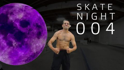 Skate Night 004: P-Rod Back on the board, Malto, Trent McClung | ericbork