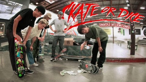 Skate Or Dice! with Dwindle International | The Berrics
