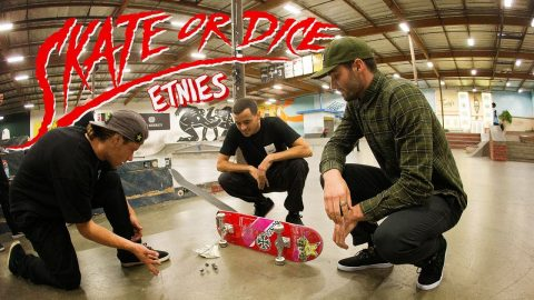 Skate Or Dice! with Etnies - The Berrics