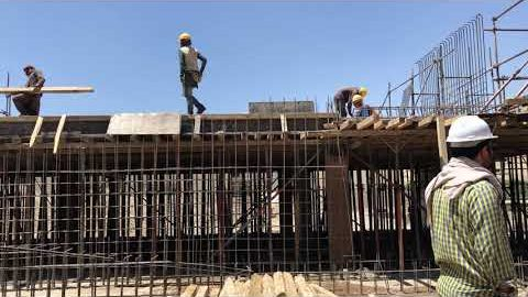 Skate School 5: Construction continues on Skateistan Bamyan: July 2020 | Skateistan