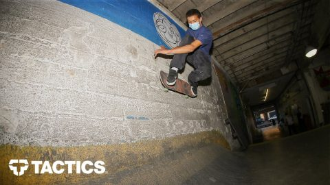 Skate Team Winter Sessions | Commonwealth Skatepark | Tactics Skate | Tactics Boardshop
