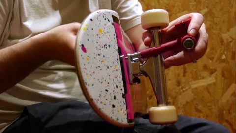 Skate Workshop Series: Setting Up Your Skateboard - Surfdome