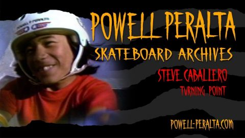 SKATEBOARD ARCHIVES - CAB TURNING POINT - Powell Peralta