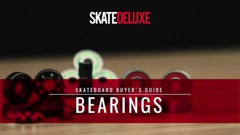 Skateboard Bearings | skatedeluxe Buyer's Guide - skatedeluxe