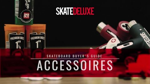 Skateboard Hardware, Shockpads, Bushings & Tools | skatedeluxe Buyer's Guide [Deutsch/German] - skatedeluxe
