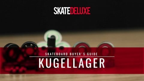 Skateboard Kugellager | skatedeluxe Buyer's Guide [Deutsch/German] - skatedeluxe