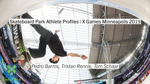 Skateboard Park Athlete Profiles | X Games Minneapolis 2019 | X Games