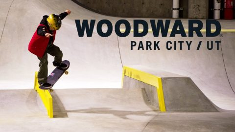 Skateboard Recap - Woodward Park City Grand Opening | Woodward