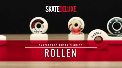Skateboard Rollen | skatedeluxe Buyer's Guide [Deutsch/German] - skatedeluxe