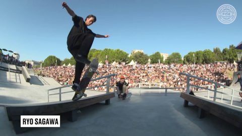 Skateboard Top 5 | FISE Montpellier 2019 | FISE