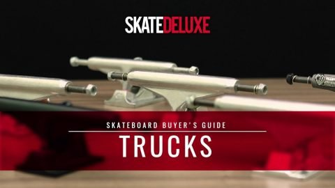 Skateboard Trucks | skatedeluxe Buyer's Guide - skatedeluxe
