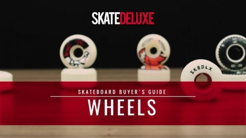 Skateboard Wheels | skatedeluxe Buyer's Guide - skatedeluxe