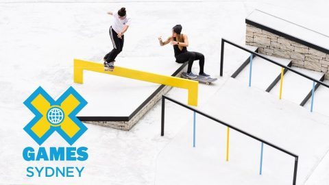 Skateboarding Highlight | X Games Sydney 2018 | X Games