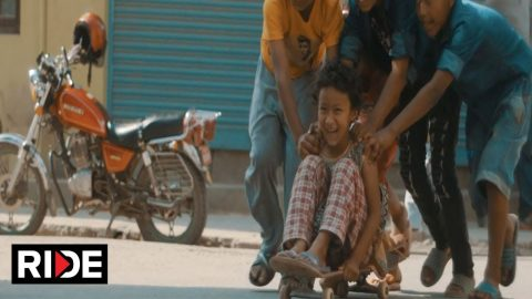 Skateboarding in Nepal - Kabita's Story | RIDE Channel