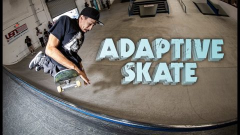 Skateboarding In The Paralympics | Adaptive Skateboarding | The Berrics
