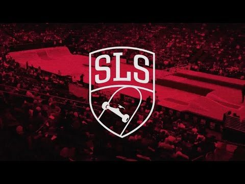Skateboarding Interrupted - SLS