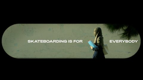 Skateboarding Is For Everybody | Skateistan