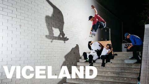 Skateboarding Legend Chad Muska - VICELAND