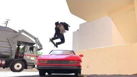 Skateboarding Over A Ferrari | Thank You Skateboards