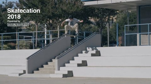 Skatecation 2018 | Dwindle Distributor Flow | Dwindle Distribution