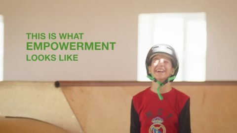 Skateistan IWD2018 - This is what empowerment looks like - Skateistan