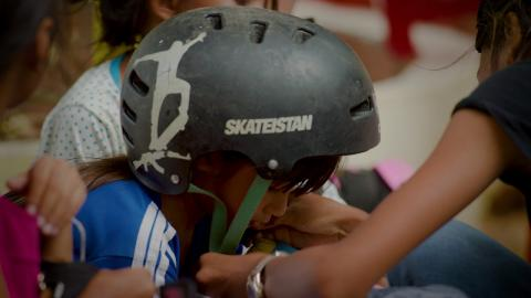 Skateistan - What We Do - Youth Leadership Program - Skateistan