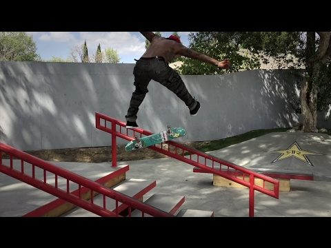 SkateLife: Manny Santiagos Backyard Royal Rumble - HavocTV