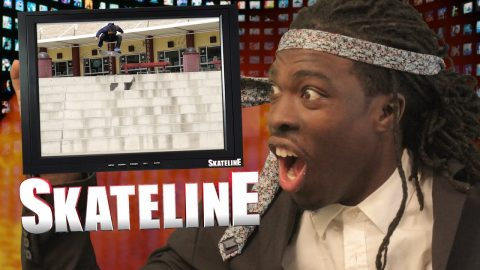 SKATELINE - Chris Joslin, Jaakko Ojanen, Mark Suciu, Evan Smith, Am Scramble, Isle, Jeff Grosso | ThrasherMagazine